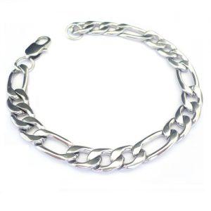 rvs figaro armband