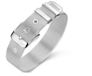 Brede Armband - Riem Design