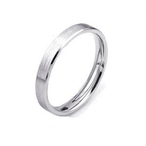 Zilveren Ring - Mat Glanzend