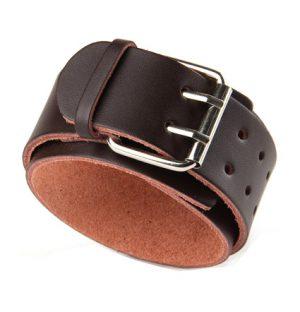 Leren Armband - Riem - Gesp