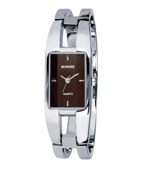 Design Horloge Dames - Edelstaal