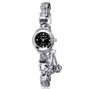 Dames Horloge - Hartjes - Ø20mm