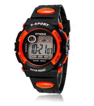 Digitaal Kinderhorloge - Sporthorloge - Stopwatch horloge - sporthorloge kids
