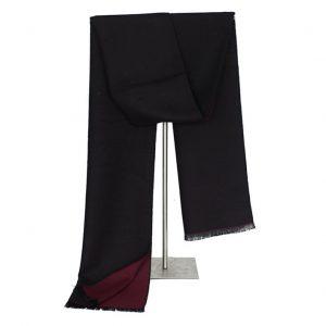 Sjaal voor Mannen - Black and Red