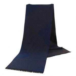 Heren Sjaal - Blauw - Shawl voor Mannen