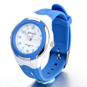 Sportief Kinderhorloge - Blauw - Kids Watch