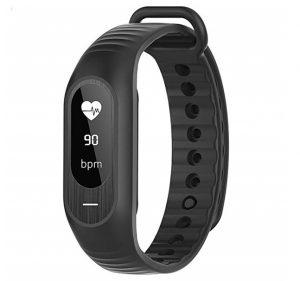 Activity Tracker - Hartslag - Bloeddruk - Slaap Monitor - Black