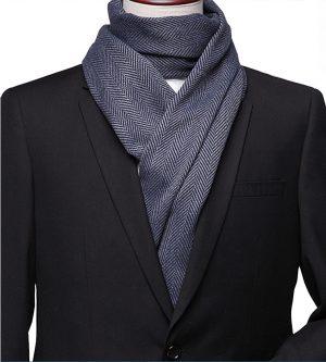 wintersjaal heren - mannensjaal - heren sjaal