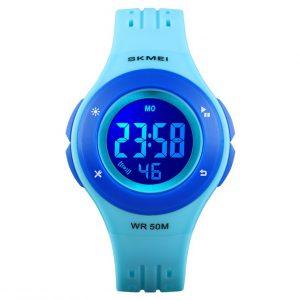 Digitaal Kinderhorloge - Mulitifunctioneel Horloge - Blauw