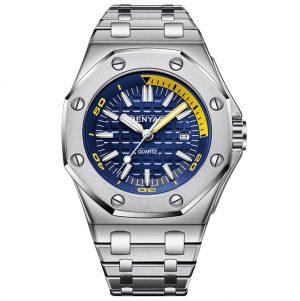 Herenhorloge - Stainless Steel Watch - Benyar