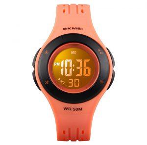 LED Kinderhorloge - Mulitifunctioneel Horloge - Oranje