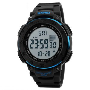 Sporthorloge - Activity Tracker - Dual Time - Blue
