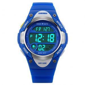 Kinderhorloge Quartz - Digitaal Horloge - Blauw