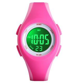 Kinderhorloge - Stopwatch - Waterdicht - Digital Watch - Roze