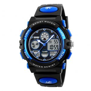 Kinderhorloge - Shockproof - Chronograaf - Waterproof - Blue