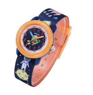 Raket Horloge – Kinderhorloge – Astronautenhorloge
