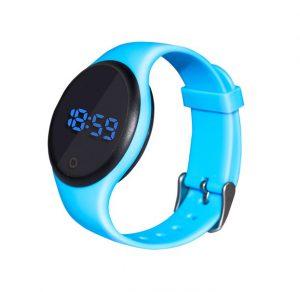 Smartwatch Kids - Activity Tracker - Sporthorloge - Blauw