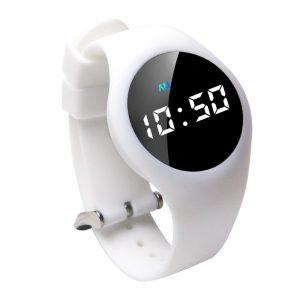 Kinderhorloge - Countdown Timer - Touch Screen - Wit