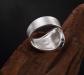 Zilveren Ring - Design - Verstelbaar