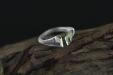 Zilveren Ring - Damesring - Vlinder