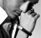 Leren Armband - Zwart - Sluiting Edelstaal