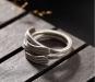 Vintage Ring Thai Zilver