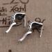 Creolen Thais Zilver - Handgemaakt