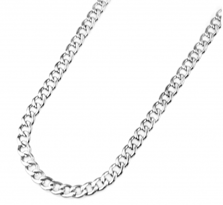 Stalen Schakelketting - 5mm breed
