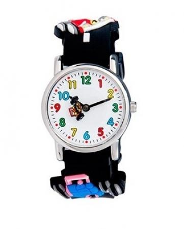 Formule 1 Horloge – Race Horloge – 3D - Kinderhorloge