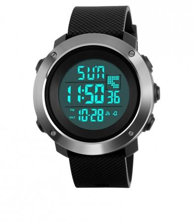 Sporthorloge - Dual Time - Countdown - Ø50mm
