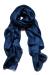Luchtige Dames Sjaal - Blauw