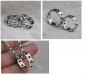 Massief Zilveren Ring - Kabel Ring