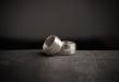 Brede Zilveren Ring - Zilverdraad Ring - Handgemaakt