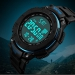 Sporthorloge - Activity Tracker - Dual Time - Blue