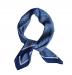 Halsdoek Dames - Sjaaltje - Blue Gold
