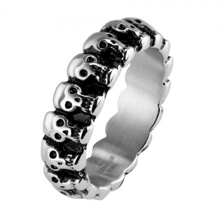doodshoofd ring doodshoofd ringStalen Doodshoofd Ring – RVS Edelstaal – 19.0mmStalen Doodshoofd Ring – RVS Edelstaal – 19.0mm Stalen Doodshoofd Ring – RVS Edelstaal