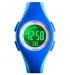 Kinderhorloge - Stopwatch - Waterdicht - Digital Watch - Blauw