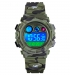 Kinderhorloge - Chronograaf - Waterdicht - Sports Watch Kids - Army Green